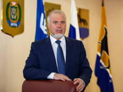 Investment message of the Head of the Surgut City