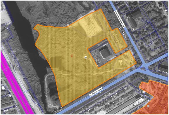 Инвестиционная площадка №30 в сфере развития жилищного строительства