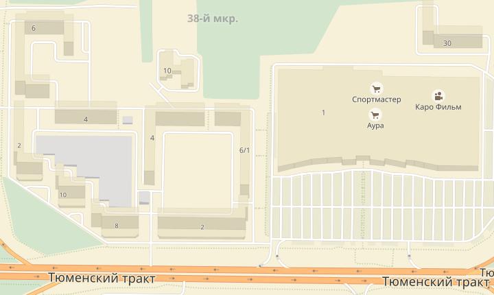 Школа-детский сад №1 в микрорайоне 38