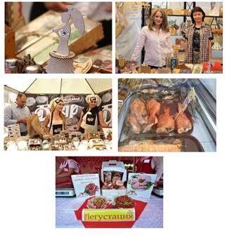 Ярмарка «Сделано в Сургуте» (выставка-продажа продукции местных товаропроизводителей)