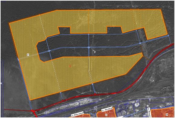 Инвестиционная площадка №17 в сфере развития жилищного строительства