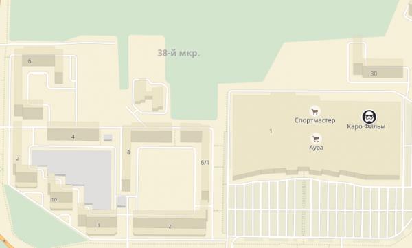 Средняя общеобразовательная школа в микрорайоне 38 (Общеобразовательная организация с универсальной безбарьерной средой)