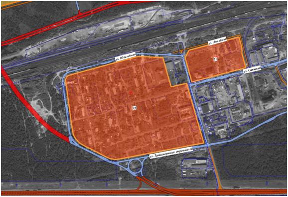 Инвестиционная площадка №19 в сфере развития жилищного строительства