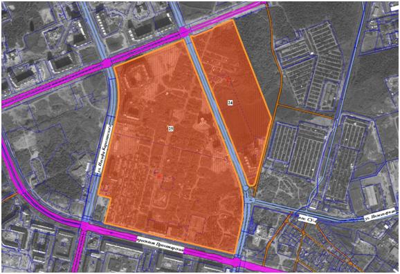 Инвестиционная площадка №24 в сфере развития жилищного строительства