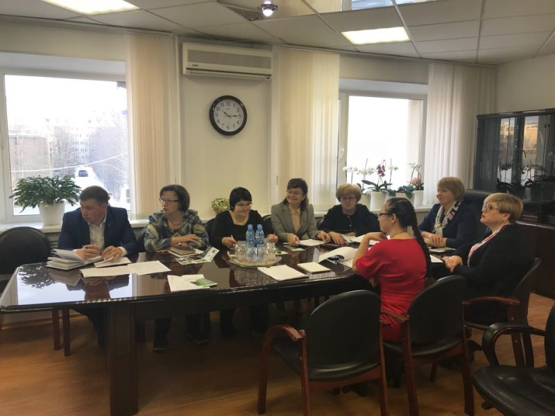 A meeting of the Commission on providing grant support in the form of subsidies to small and medium-sized business entities has been held
