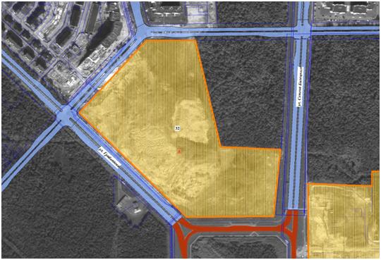 Инвестиционная площадка №32 в сфере развития жилищного строительства