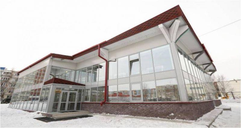 Строительство частного спортивного комплекса «Пионер»