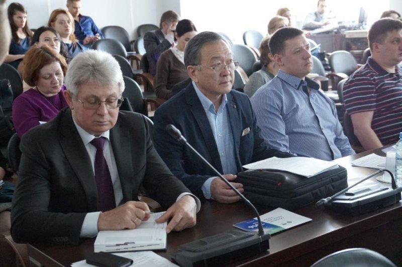 Заседание координационного совета по развитию МСП при Администрации города от 10.11.2017