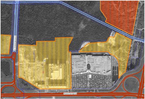 Инвестиционная площадка №31 в сфере развития жилищного строительства