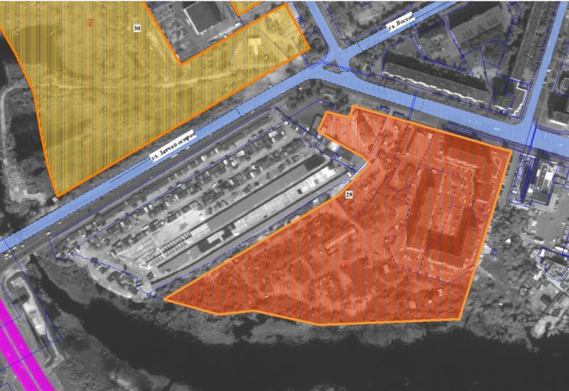 Инвестиционная площадка №29 в сфере развития жилищного строительства