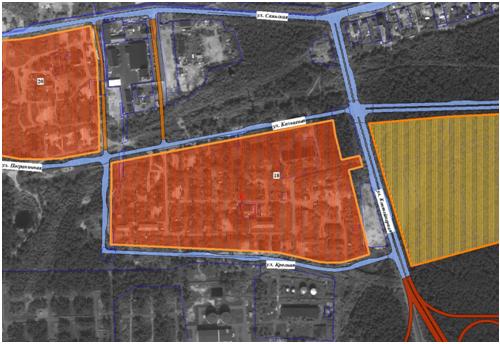 Инвестиционная площадка №18 в сфере развития жилищного строительства