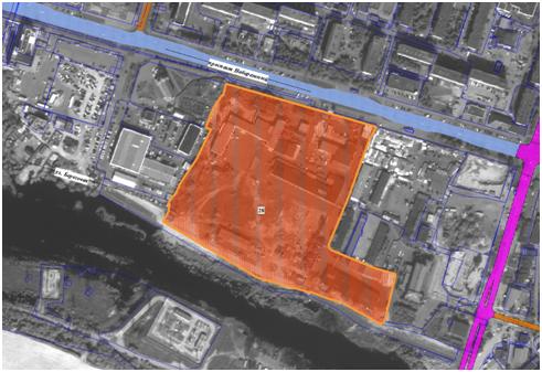 Инвестиционная площадка №28 в сфере развития жилищного строительства
