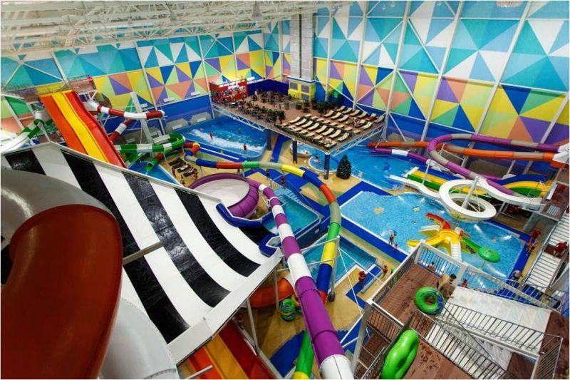 Aquapark Aquamarine