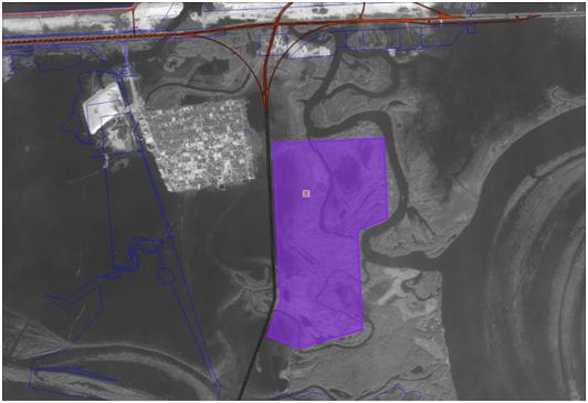 Инвестиционная площадка №14 в сфере развития транспортно-логистического комплекса