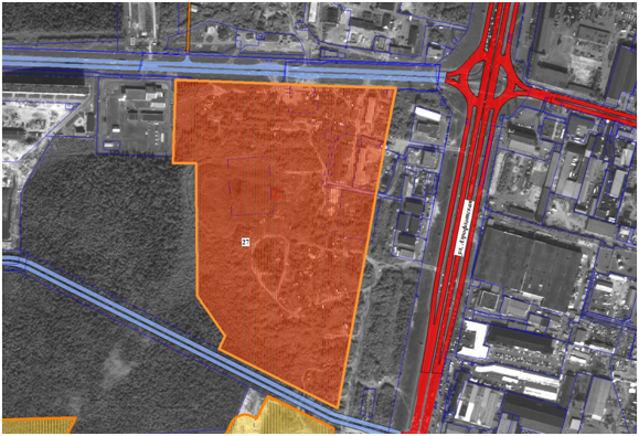 Инвестиционная площадка №27 в сфере развития жилищного строительства