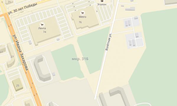 Средняя общеобразовательная школа в микрорайоне 31 Б. Блок 2