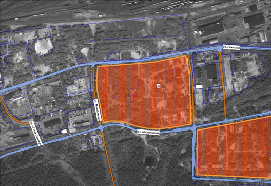 Инвестиционная площадка №20 в сфере развития жилищного строительства